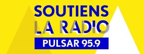 bandeau de soutien à Radio Pulsar