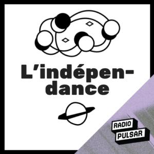 Logo de l'émission l'indépendance