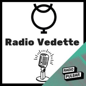 Logo de l'émission Radio Vedette