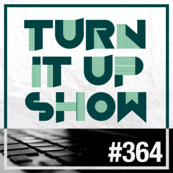 Logo de l'émission turn it up show 364