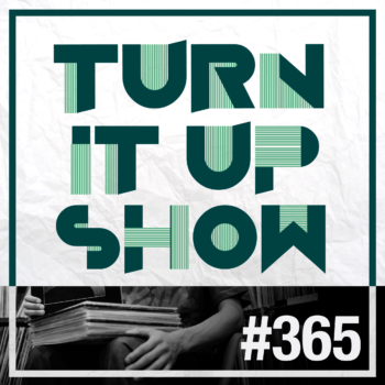 Logo de l'émission Turn it up show 365