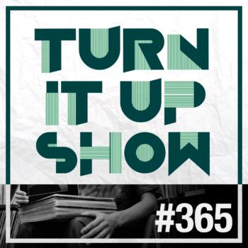 Logo de l'émission Turn it up show 365