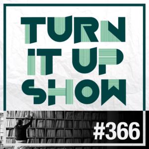 Logo de l'émission 366 Turn It Up Show