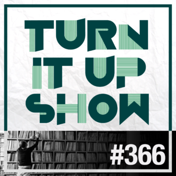Logo de l'émission 366 Turn It Up Show