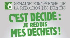 Espace Matin s'allonge pour la Semaine Européenne de la Réduction des Déchets