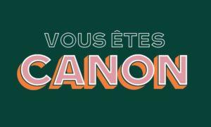 RAYON FRAIS : CANON