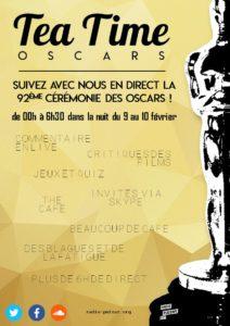 4ème Nuit Oscars – TeaTimeCine
