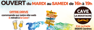 RAYON FRAIS : La Moustache + le Comité régional conchylicole de Charente-Maritime : Les entreprises locales face au Covid-19