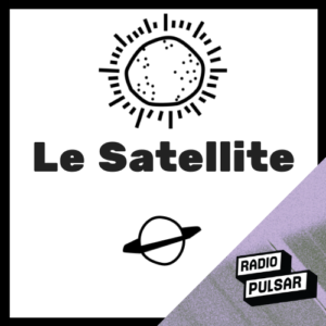 Logo de l'émission le satellite