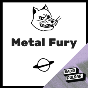 Logo de l'émission Metal Fury