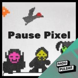 Logo de l'émission Pause Pixel