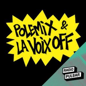 Logo de l'émission polémix et la voix-off