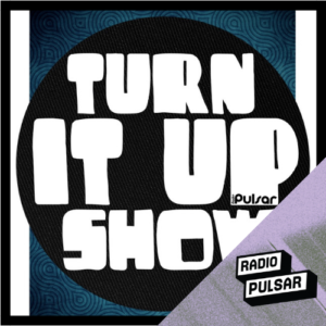 Logo de l'émission Turn It Up Show
