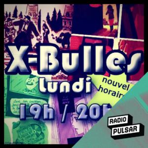 Logo de l'émission X-bulles
